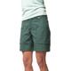 Houdini W's Gravity Light Shorts hill green
